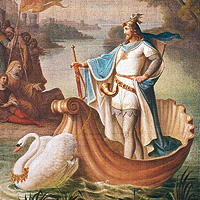Link to the Lohengrin saga