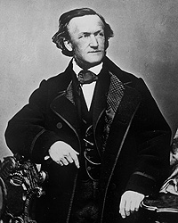 Richard Wagner, photographie