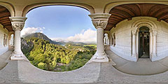 Picture: View from the Söller